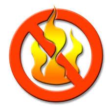 No Flame Icon